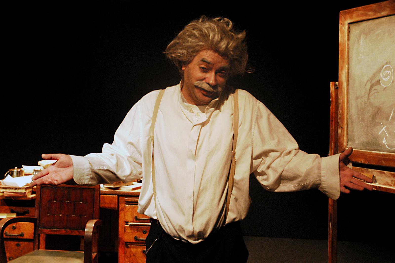 Teatro Extremo - Einstein