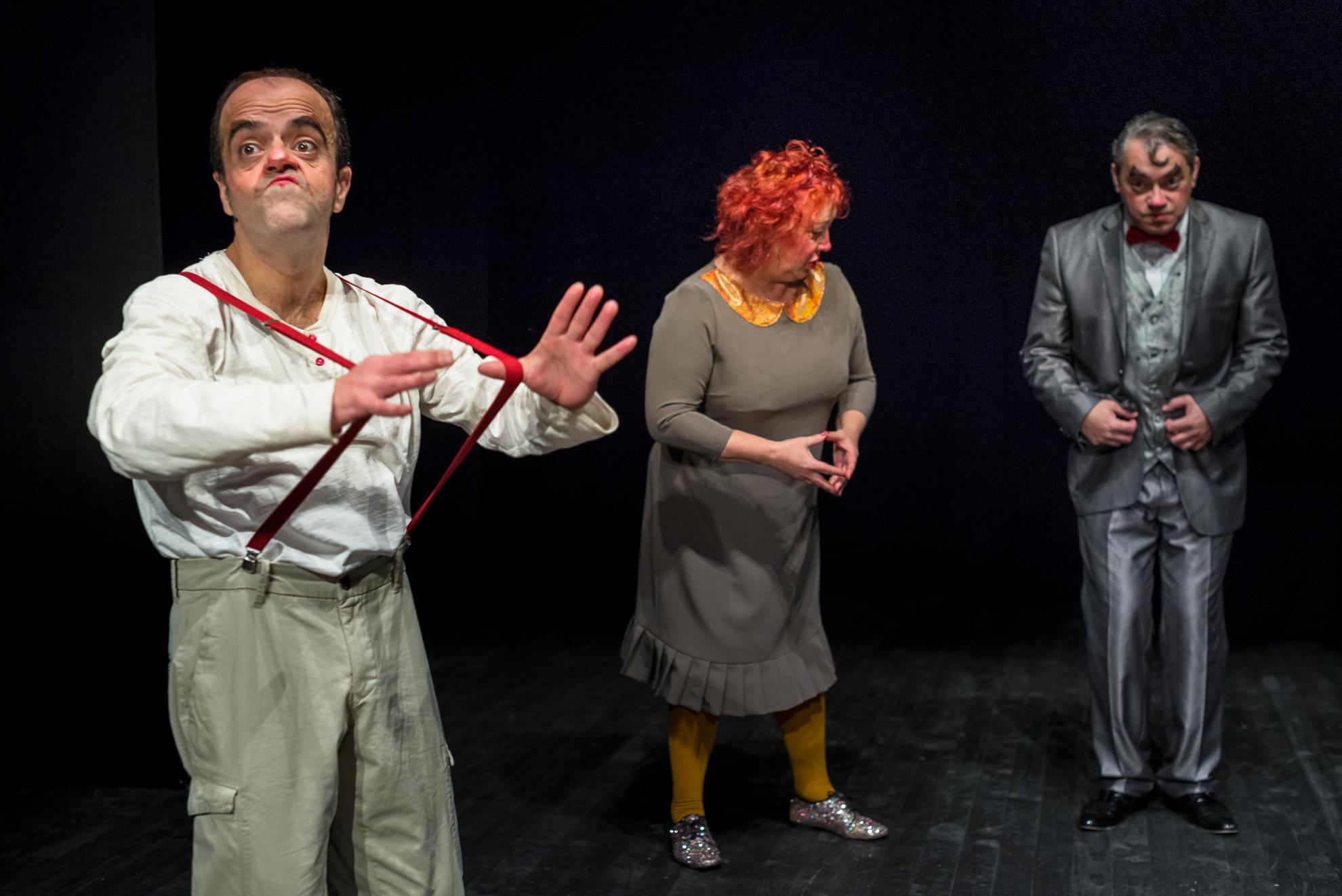 Teatro Extremo - Mythos