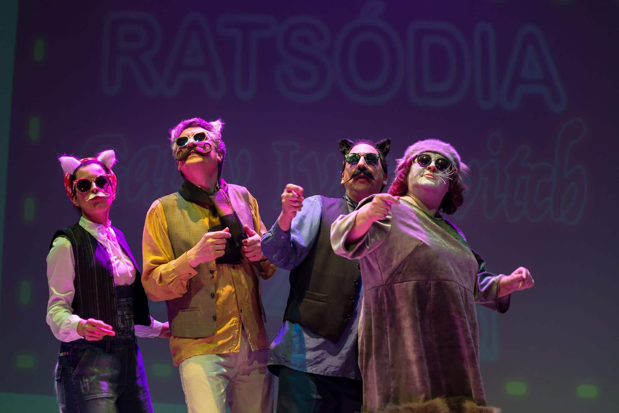 Teatro Extremo - Ratsódia