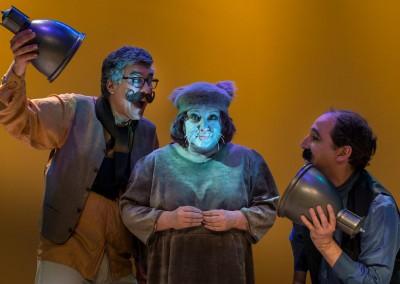 Ratsódia 2 - Teatro Extremo