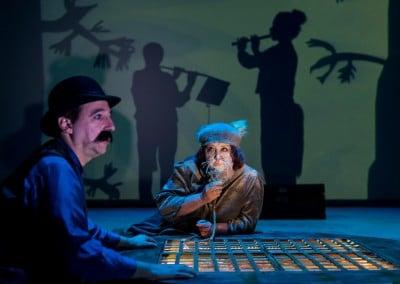 Ratsódia 6 - Teatro Extremo