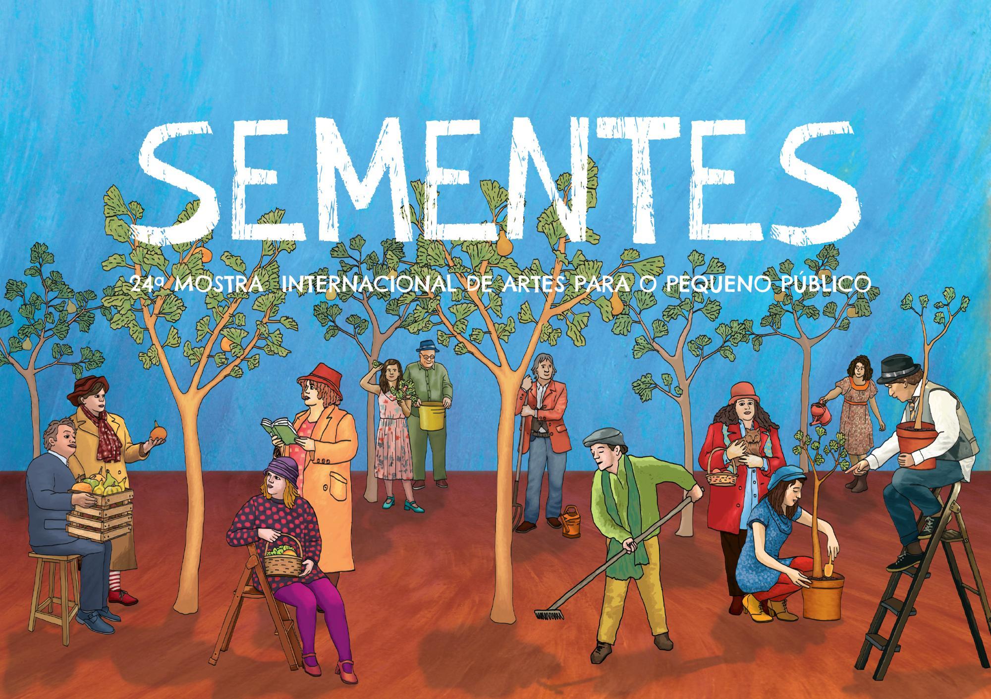 Teatro Extremo - Sementes 2019